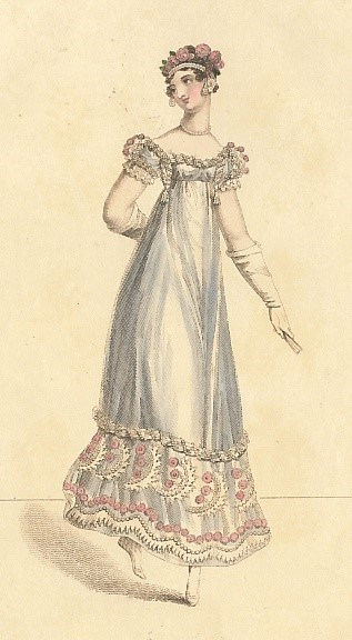 Regency fashion