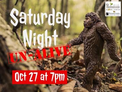 Saturday Night Un-Alive