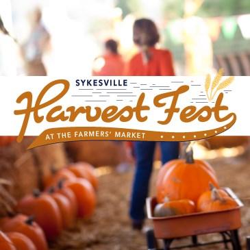 Harvest Festival in downtown Sykesville