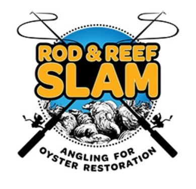 Rod and Reef Slam logo