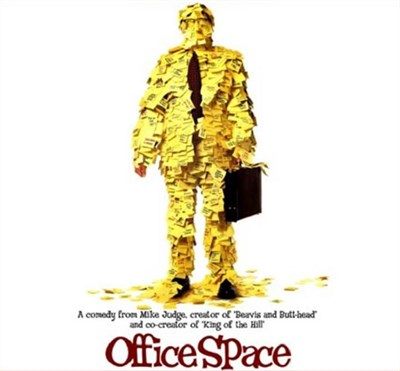 Office Space movie cover