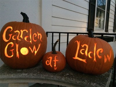 Join us Saturday, October 20th from 5-9 for Ladew Gardens' Garden Glow!