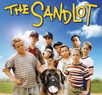 sandlot movie cover
