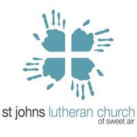 St. John's Lutheran Church of Sweet Air logo