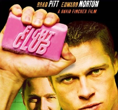 fight club movie cover
