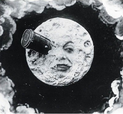 image of a moon