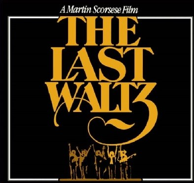 The Last Waltz movie cover