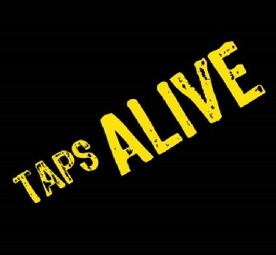 Taps Alive show logo