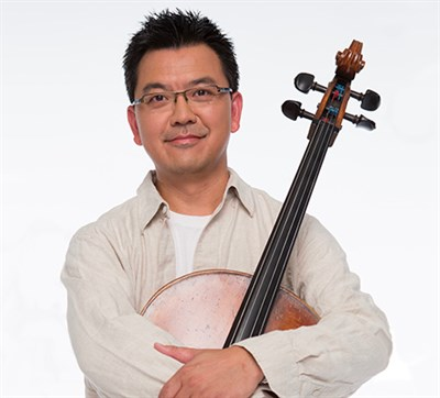 Cellist Bo Li