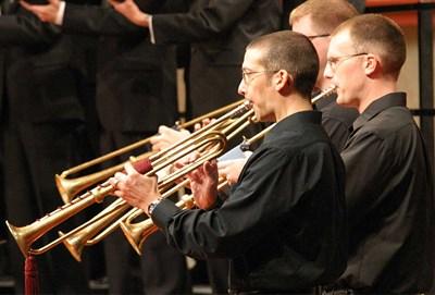 Baroque trumpets