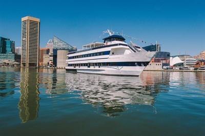Inner Harbor Spirit Cruise Ship