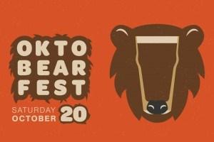 OktoBEARfest Logo