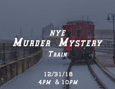 New Year's Eve Murder Mystery Train