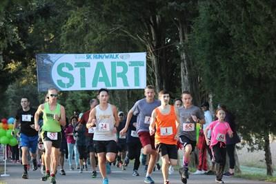 5K Run/Walk from 2017