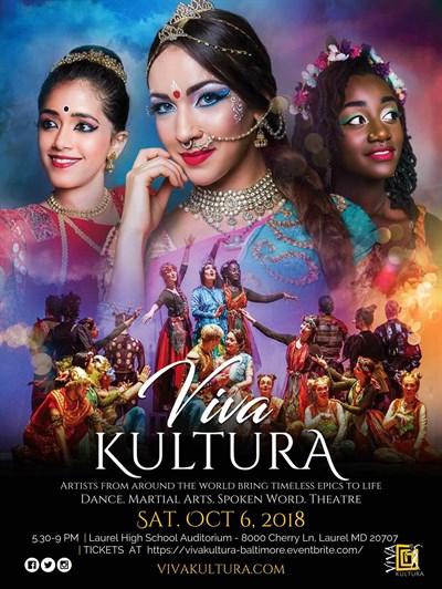 Viva Kultura Poster