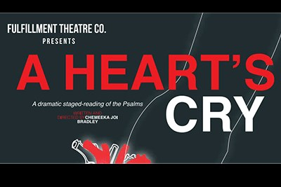 A Heart's Cry Flyer
