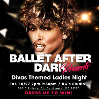 Diva's Ladies Night