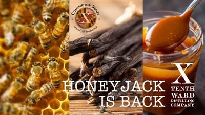 Honeyjack is back!