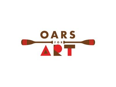Oars For Art logo