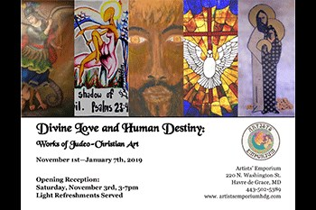 Divine Love and Human Destiny Opening Reception