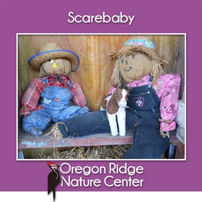 Scarebaby at Oregon Ridge Nature Center