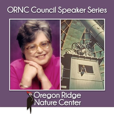 Oregon Ridge Speaker Sethanne Howard, PhD