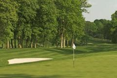 Green at the Manor Country Club