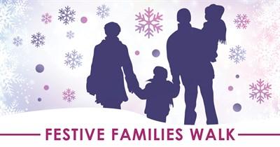 Festive Families Walk Logo