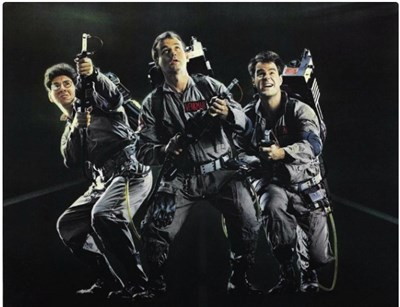 Halloween Classic: Ghostbusters