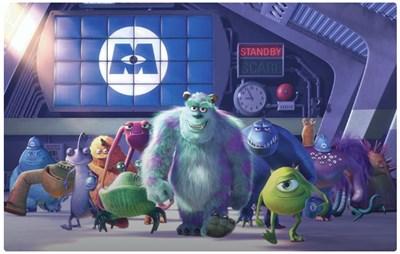Kids' Halloween: Monsters Inc