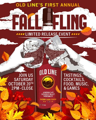 Old Line's First Annual Fall Fling