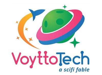 InterAct Story Theatre, Voytto Tech: a scifi fable poster
