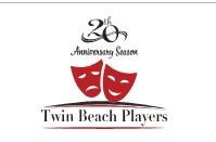 Twin Beach Players Logo