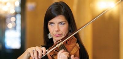 Pamela Frank, Violin