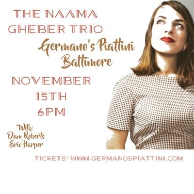 Naama Gheber at Germano's Piattini