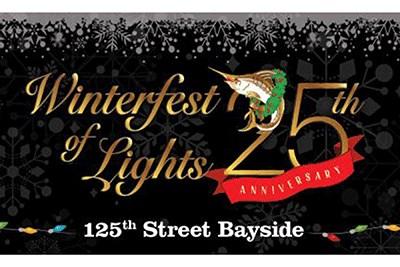 Winterfest of Lights Logo