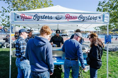 The Great Baltimore Oyster Fair
