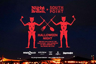The Night Brunch Poster