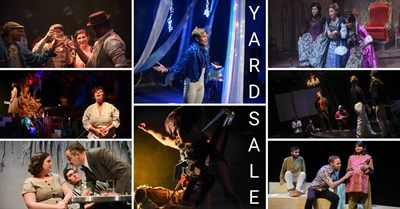 Yard Sale at Single Carrot Theatre