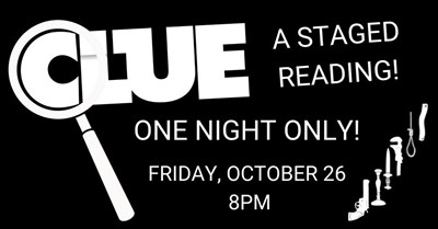 Clue! A Staged Reading of a Cult Classic