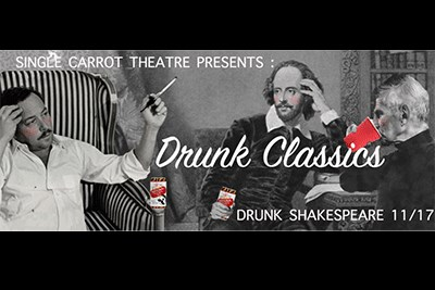 Drunk Shakespeare: Part II! poster