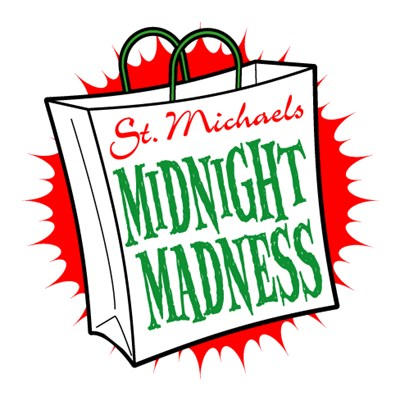 Midnight Madness in St. Michaels logo
