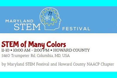 STEM of Many Colors Logo