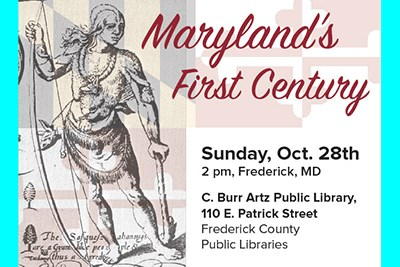 Maryland's First Century poster