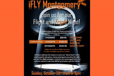 Flights and Frights Flyer