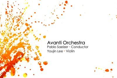 Avanti Orchestra Logo