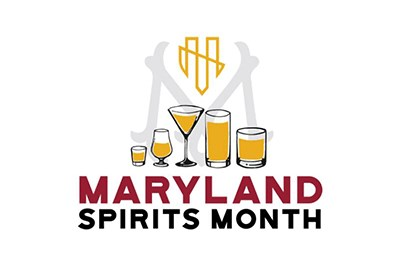 Maryland Spirits Month logo
