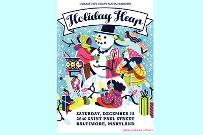 Holiday Heap logo