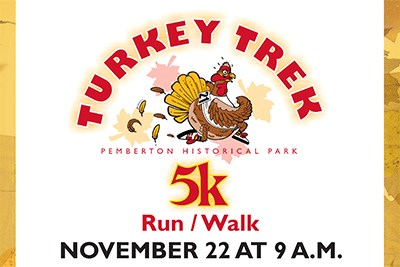 Turkey Trek Logo