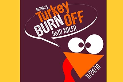 Turkey Burn-Off Poster